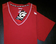 Red Solid NWT XL ECKO Unlimited S/S Casual Shirt! s1489