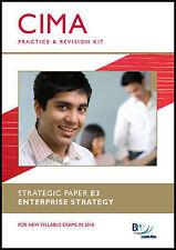 Good, CIMA - Enterprise Strategy: Revision Kit, BPP Learning Media, Book