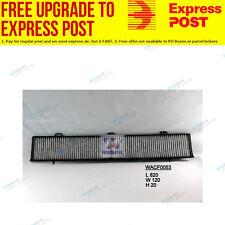 Wesfil Cabin Air Pollen Filter WACF0053 fits BMW 3 Series 320 d (E90),320 d (