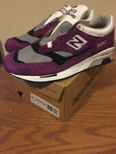 New Balance 1500 PSW Purple Size 9 Made In England New