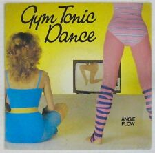 Gym Tonic Danse 45 tours Angie Flow 1982