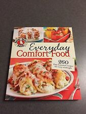 NEW Gooseberry Patch Everyday Comfort Food Cookbook 260 Recipes Color Paperback