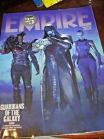 EMPIRE MAGAZINE AUGUST 2014 GUARDIANS OF THE GALAXY COLLECTORS COVER