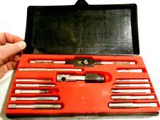 Craftsman #5200 Tap & Hexagon Die Set in Original Case
