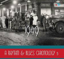 Rhythm & Blues Chronology 5: 1949 (4 Cd) New