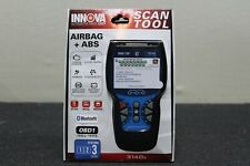 Innova 3140g OBD1 & 2 Scan Tool Reader Bluetooth, OBD1, Airbag, ABS, SRS - NEW!