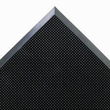 Crown Mat-A-Dor Entrance/Scraper Mat Rubber 24 x 32 Black MASR42BK
