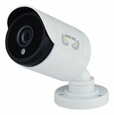 Night Owl Wired Security Bullet Camera with 1080p HD Resolution, 1 Unit in White
