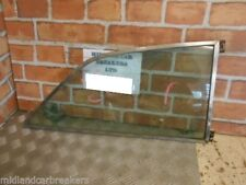 MG MGB GT COUPE 1979 OSR DRIVER SIDE REAR WINDOW GLASS