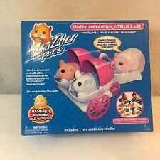 Zhu Zhu Pet Hamster Deluxe Accessories Baby Hamster Stroller New sealed box