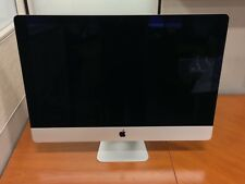 iMac Slim 27 2012 3.4GHz i7 16GB 1TB Fusion Drive Very Good - Minor LCD Blemish