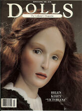 Dolls: The Collector's Magazine - March/April 1988