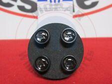 Dodge Challenger Charger HELLCAT valve stem caps Black w/hellcat Logo OEM MOPAR