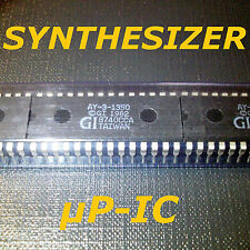 Retro 1985 vintage sound chip µP ay-3-1350 (Add. EPROM) Gi