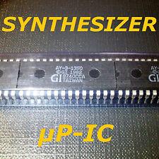 5x ���������� AY-3-1350 ���������� Gen. Instr. 1985 vintage RETRO Synthesizer IC
