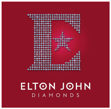 Elton John - Diamonds (3-CD Set 2019) • NEW • Best of, Greatest Hits, Rocket Man