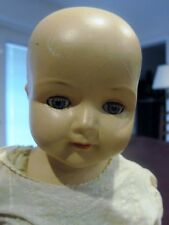"EFFANBEE Rosemary 26"" Doll Eyelashes Open Mouth Teeth Sleepy Eyes Composition"