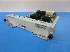 Nortel SR0004054E5 1-PORT OC-3/STM-1 CPOS-CHANNELIZED E1 OPTICAL INTERFACE BOARD