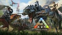 ARK: Survival Evolved New Steam Account + email change