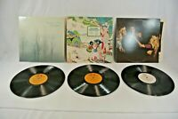 Fleetwood Mac Bare House Mirage Lot of 3 Reprise WEA Record LP Vinyl Canada VG+