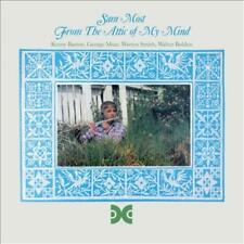 SAM MOST - FROM THE ATTIC OF MY MIND NEW CD
