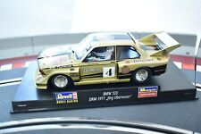 Revell #85-08378 MONOGRAM MODEL RACING BMW 320 DRM 1977 JORG OBERMOSER