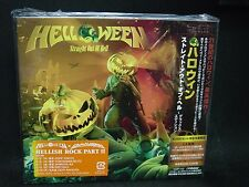HELLOWEEN Straight Out Of Hell + 2 JAPAN SHM CD (DELUXE EDITION) Gamma Ray Pink