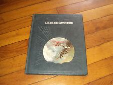 livre  LES AS DE L'AVIATION