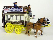 Matchbox Yesteryear - YSH2 London Omnibus 1886 Horse Drawn Diecast model Bus