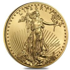 Sale Price - 2018 1 oz Gold American Eagle $50 Coin BU