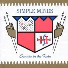 *NEW* CD Album Simple Minds - Sparkle in the Rain (Mini LP Style Card Case)