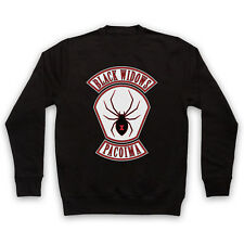 BLACK WIDOWS EVERY WHICH WAY UNOFFICIAL BUT LOOSE LOGO ADULTS & KIDS SWEATSHIRT