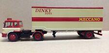 BEDFORD TK DINKY TOYS MECCANO 1:43 CAMION TRUCK & TRAILER IXO SEMI REMORQUE