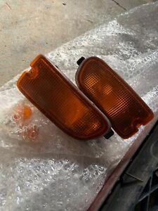 Subaru Impreza WRX STI GC8 GF8 OEM Turn Signal Light Lamp SET LH RH 1993-2001