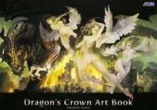 Dragon's Crown Art Book Japanese Video Game Illustration Book Japan Import