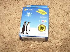 (lot of 2) NEW *G&G* NC-RCL211XL/CMY Canon CL-211XL Remanufactured Ink Cartridge