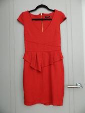 Portmans Peplum Dress Size 10
