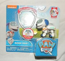 NEW Nickelodeon Paw Patrol Robo Dog Action Pack Pup & Badge Robot Robodog