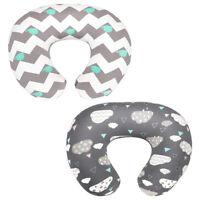 2Pcs/Pack Stretchy Nursing Pillow Covers Breastfeeding Nursing Pillow Slipcovers