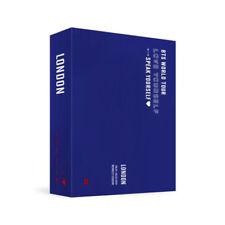 BTS World Tour 'LOVE YOUR SELF : SPEAK YOURSELF' LONDON DVD+Pre order benefit