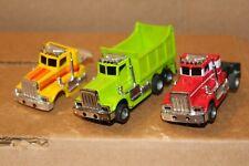 Vintage Tyco US1 Dump Truck,Semi-Truck & Semi-Truck Body HO Slot Cars Excellent