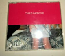 Pulp ‎– This Is Hardcore [CD Single]