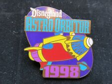 Disney Pin Disneyland Astro Orbitor Attraction Tomorrowland 1998 Retired Dlr