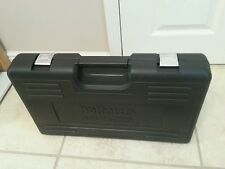 Halfords professional advanced 150 piece socket set tool chest tray almost empty