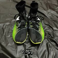 Nike Zoom Victory XC 4 Track Field Spikes Black Volt 878804-017 Mens Size 13