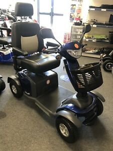 Brand New!, Van Os Medical Galaxy II Mobility Scooter (Free UK Delivery)