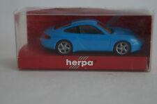 HERPA voiture miniature 1:87 h0 porsche 996 std