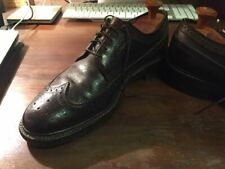 Vintage Boyd's Men's Brown leather Wing Tips 10.5