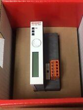 BECKHOFF POWER SUPPLY 24VDC, CX1100-0001, USE W CX1000 CX1020 CX1010