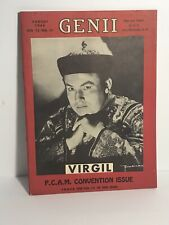 August 1948 Genii Magazine / Magic / Magician / Virgil 494